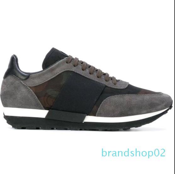 2019 scarpe sportive in pelle stazione di lusso europei per gli uomini casuali versatile moda scarpe da uomo traspirante in tessuto elasticizzato 38-46 hkm07