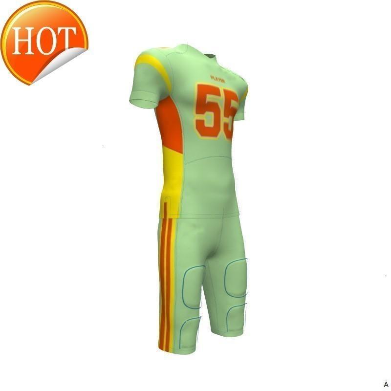 2019 Preto Estilo Mens New Football Jerseys Fashion Desportivo Verde Impresso Nome Número S-XXXL Início Estrada shirt AFJ0039AA1T