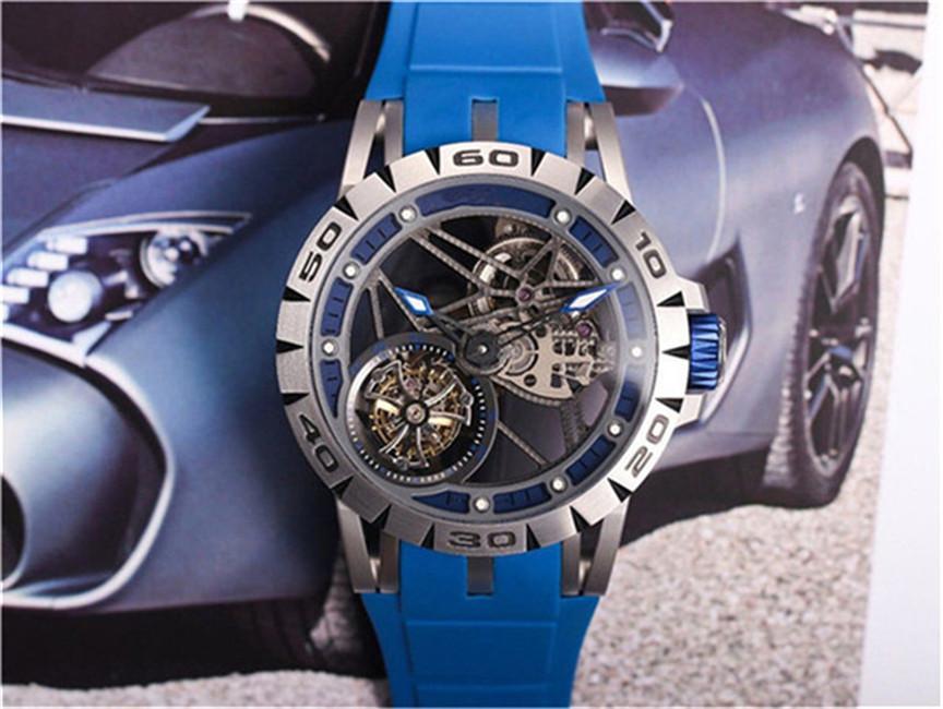 Новый 2020, высокое качество, настоящий турбийон, диаметр 45 ммкс13 мм, бренд-часы, пряжка ремня, сапфировое зеркало, дизайнерские часы