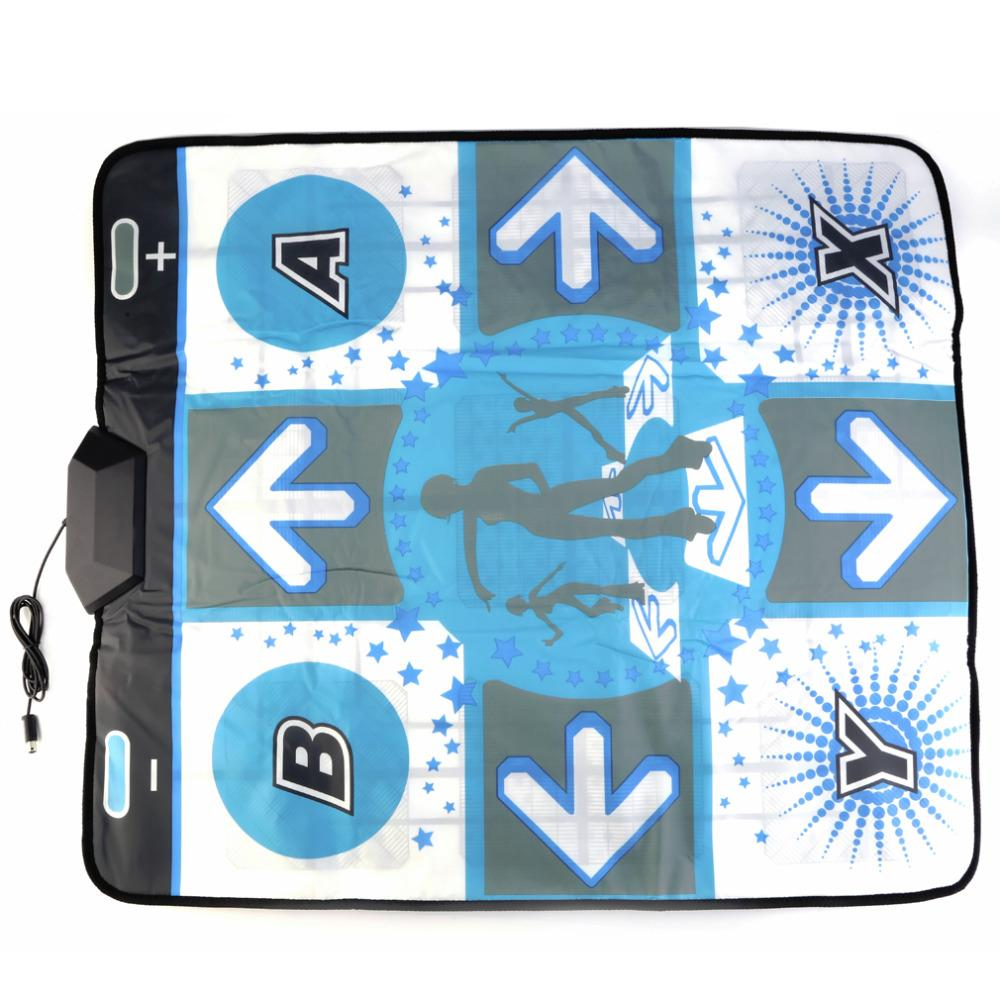 Freeshipping Anti Slip Dance Revolution Pad Mat for Nintendo WII Hottest Party Game