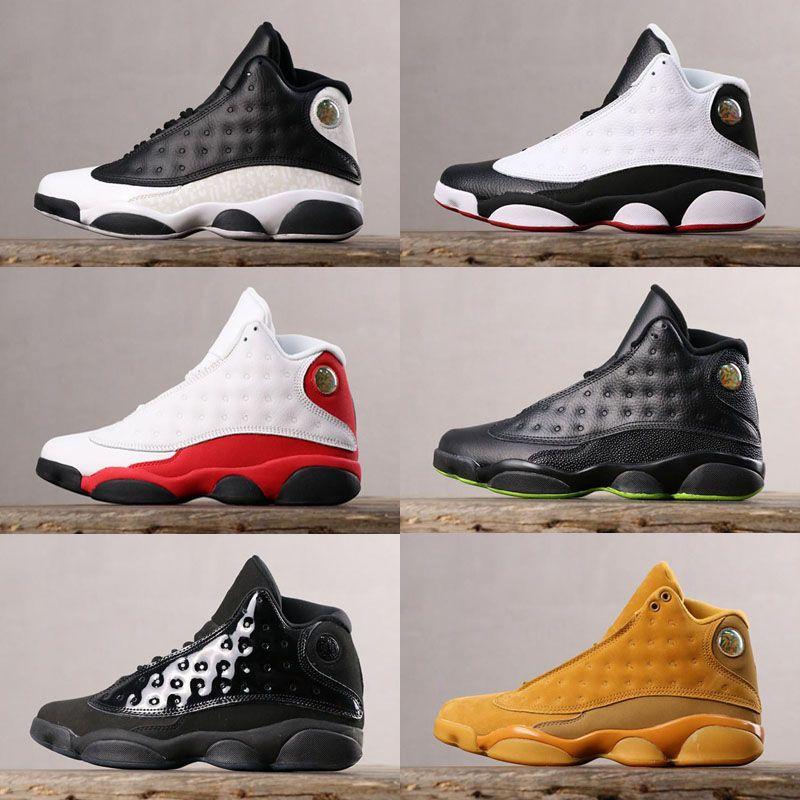 De calidad superior Barato NUEVO Jumpman 13 13s para hombre zapatillas de baloncesto al aire libre zapatillas de deporte mujeres zapatillas deportivas zapatos para hombres diseñador