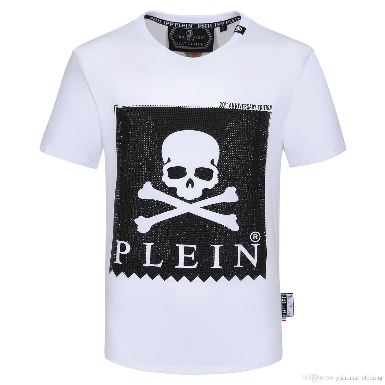 Мужские дизайнерские футболки компрессионные смешные топ тройники роскошные повседневные мужские рубашки уличная Мужская одежда с коротким рукавом летняя мода футболка черный cc