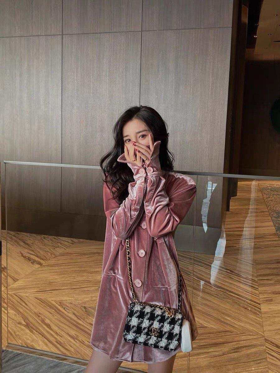 2020 high-quality women shirt spring and summer fashion business long-sleeved shirt casual comfortable clothing TY2H