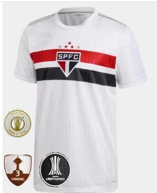 2020 2021 camisetas de fútbol de Sao Paulo Sao Paulo 20 21 Juanfran Antony Pablo Reinaldo Dani Alves Camisa de futebol camisa de los hombres de fútbol de local