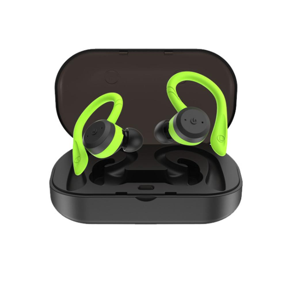 5 0 Bluetooth Headset Tws Wireless Earbuds Waterproof Noise Cancelling Headphones Suitable For Mountaineering Swimming Hiking Wireless Phone Headsets Cell Phone Earbuds From Etiger3j 27 34 Dhgate Com
