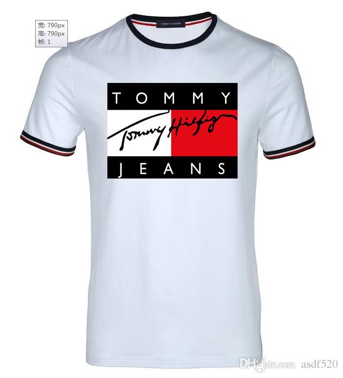 Marca original de verano para hombres con logo y camiseta de manga corta 3D de alta calidad en Europa y América de talla grande para hombres Camiseta AK47