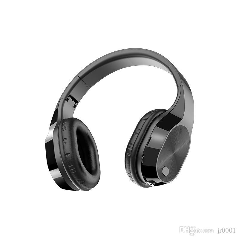 Private Mode T5 Wireless Bluetooth Headset Headset Card Sports Running Hanging Ear Telescopic Computer Game Headset Cell Phone Headsets Best Cell Phone Headset From Jr0001 8 57 Dhgate Com