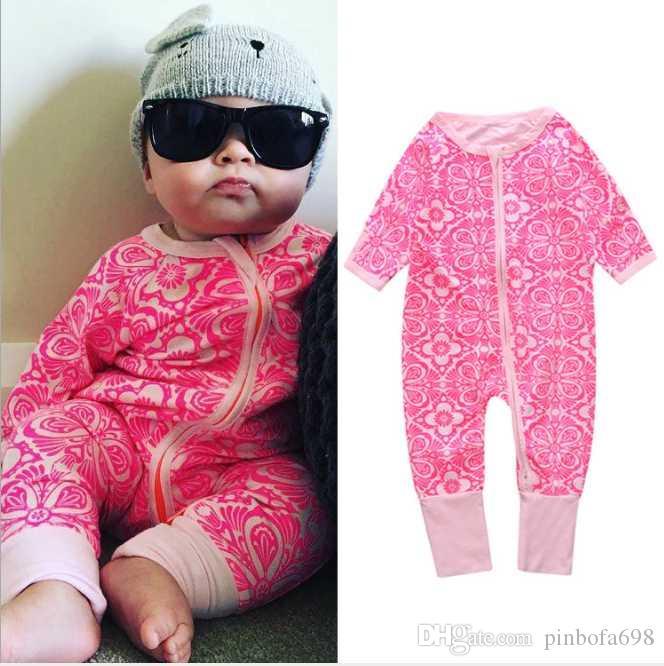 Bebek bebek kız elbise ekose çocuk giysi tasarımcısı kız siyah beyaz yenidoğan bebek çocuk tulumlar + romper + şapka 0-18 ay giysi