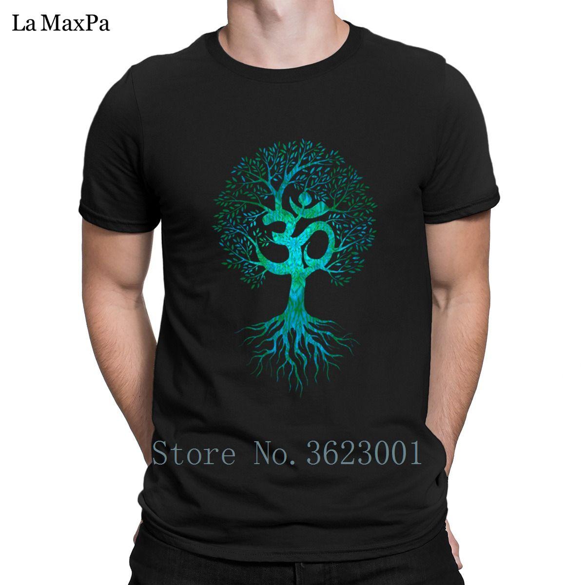 Creature Cool T Shirt Costume Om Tree Of Life Men T-Shirt Better Clever Men's Tshirt Size S-3xl Tee Shirt Hip Hop