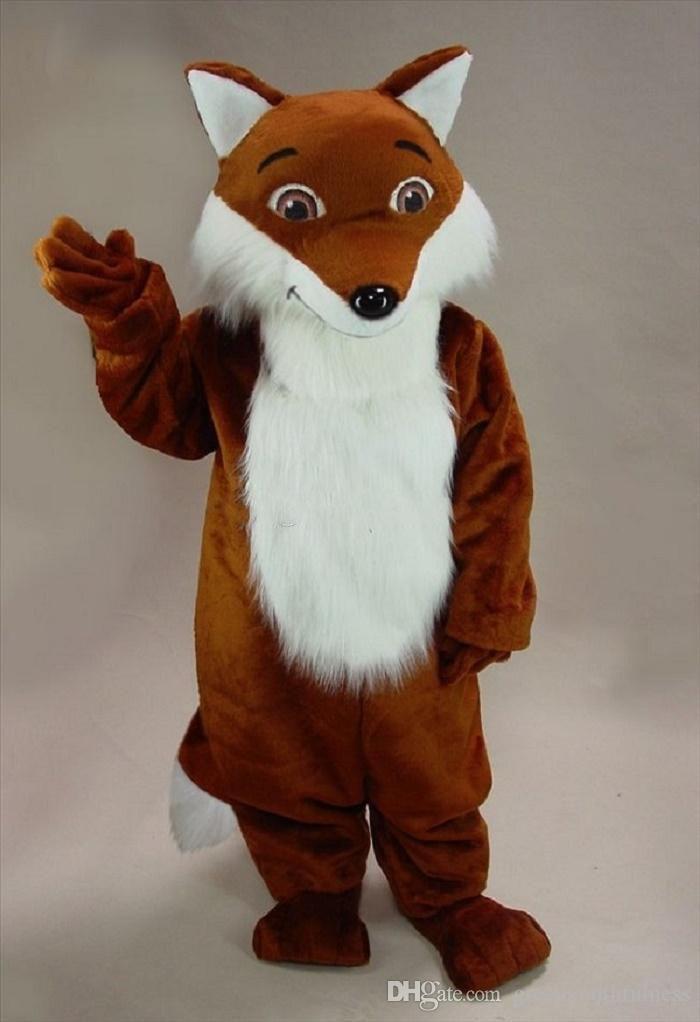 New Fox Dieu de la richesse singe mascotte costumes accessoires costumes Halloween livraison gratuite