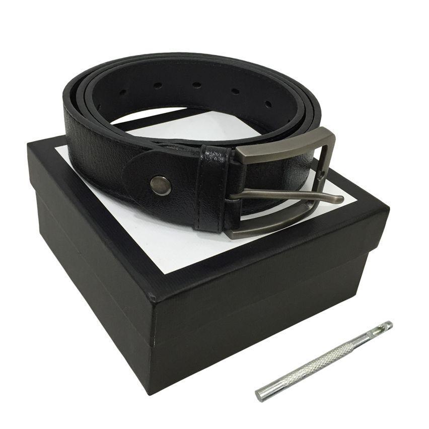 Belts Womens Belt Mens Belts Leather Black Belts Women Snake Big Gold Buckle Men Classic Casual Pearl Belt Ceinture White Box 77 654