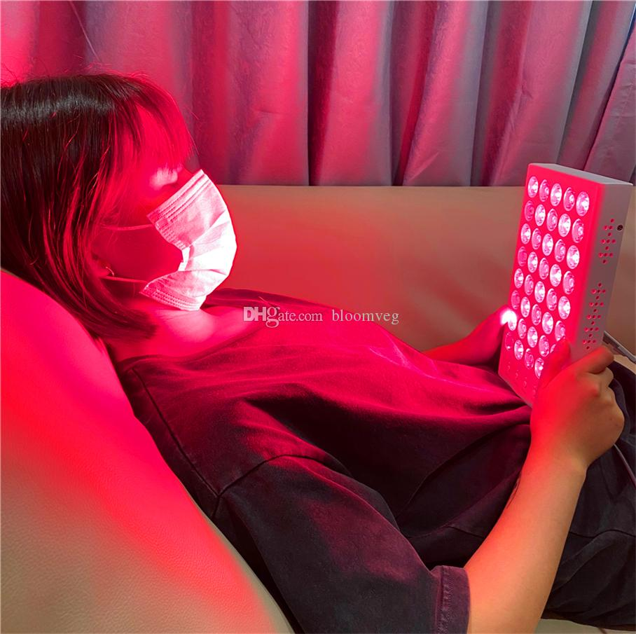 High power red light therapy panel 400w 600w 2000w full body red led light therapy 660nm 850nm infrared lights