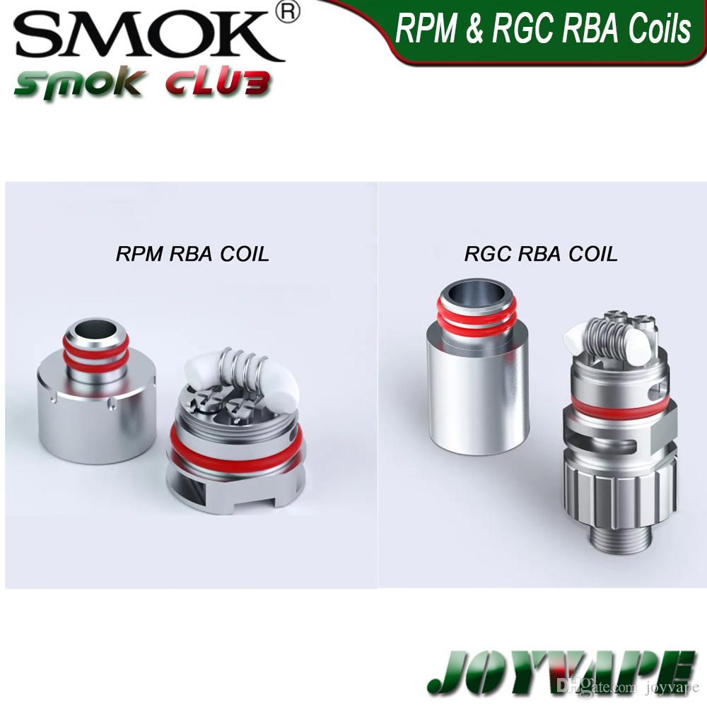 2020 Smok Rpm Rgc Rba Coil Rebuildable Coil Deck With Built In 0 6