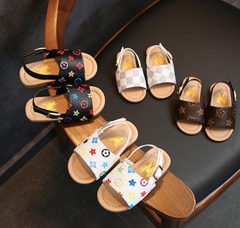 أحذية أطفال منقوشة على شاطئ الأطفال ... ... أحذية طباعة بنات الأميرة أحذية ... ...