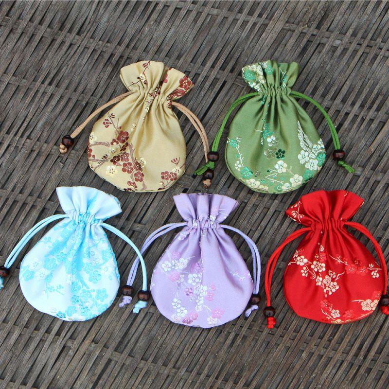 Мешочке саше предотвращения эпидемии мешок китайский стиль воздушной подушки аксессуары лаванды комаров сумка