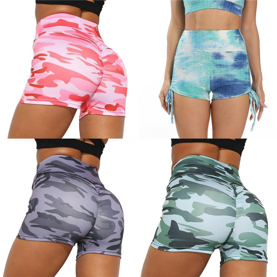 Mulheres Yoga Pants alta elásticas ginásio de esportes Leggings Tights Correndo Workout Sportswear Mulher Quick Dry Calças o treinamento # 366