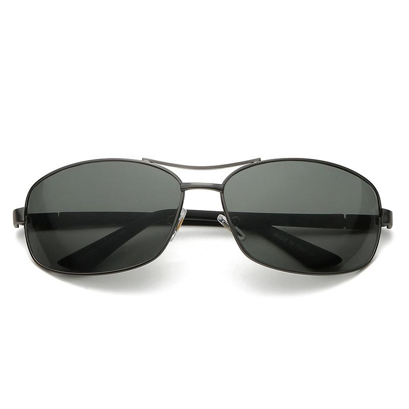 أعلى جودة المستقطبة عدسة زجاج رائد الكلاسيكية نظارات شمس رجل إمرأة عطلة النظارات الأزياء الشمس مع الحالات حرة والاكسسوارات 3328