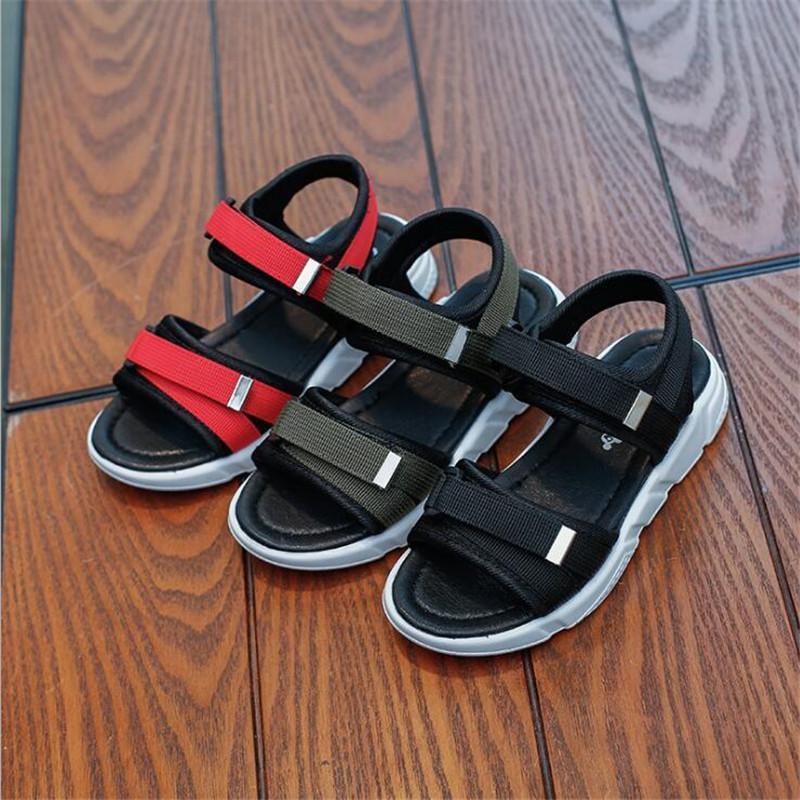 2019 Nuevo zapatos zapatillas  sandaliasverano niños deporte Casual de moda