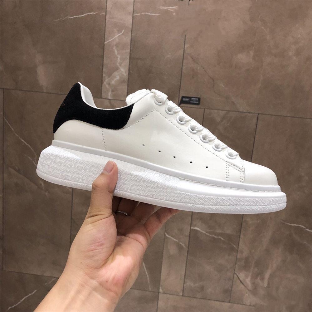 kanye Konfor Oldukça klasik Promosyon Moda Günlük Ayakkabılar Flats Moda Kalın Kösele Yürüyüş platformu Elbise Parti Sneakers