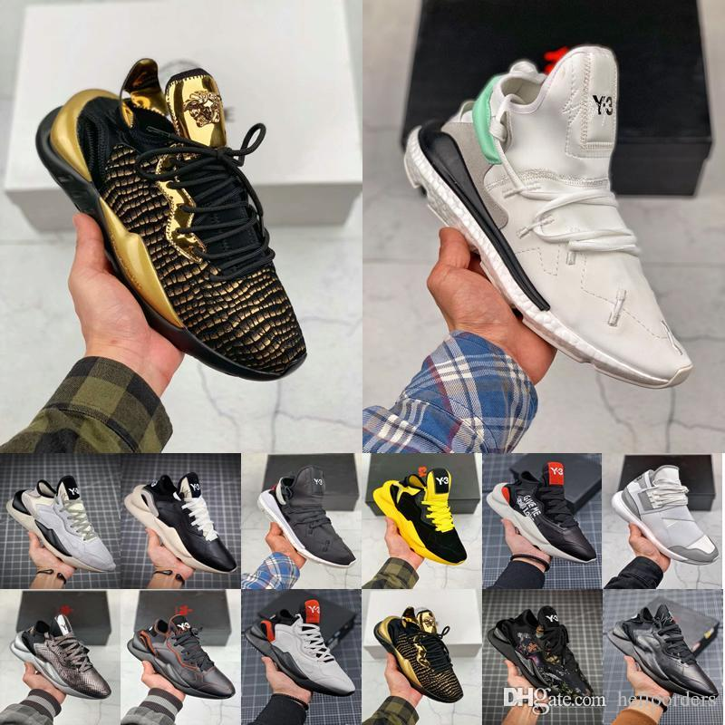 Acheter Hommes Formateurs Adidas Y3 Chaussures De Course Kaiwa ...