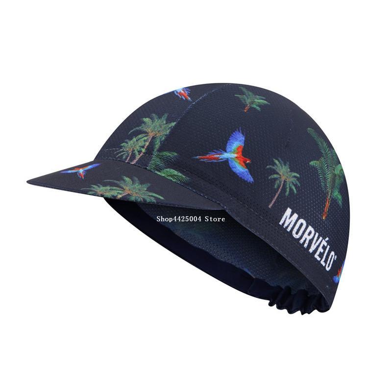 NUOVO Morvelo Hat Cappellino Bike Ciclismo Bicicleta Pirate fascia Cappellino casco della bicicletta sudore uomini a testa cilindrica sciarpa 2019