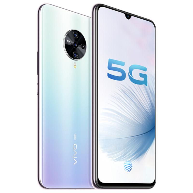 "Original Vivo S6 5G Mobile Phone 8GB RAM 128GB 256GB ROM Exynos 980 Octa Core Android 6.44"" Full Screen 48MP Fingerprint ID Smart Cell Phone"
