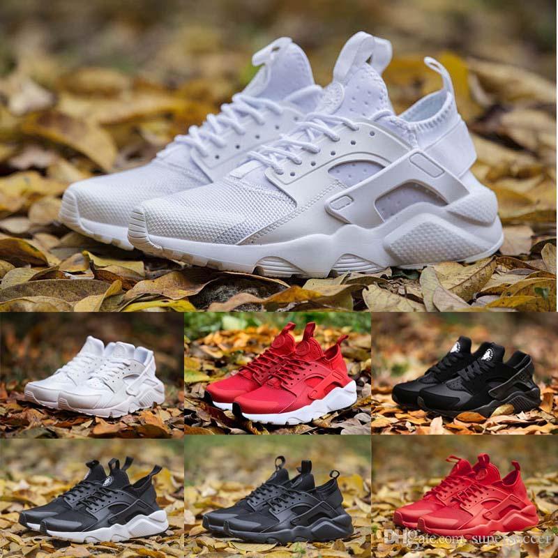 Huarache I Correndo Tênis para Homens Mulheres Alta Qualidade Sneakers Triple Huaraches Athletic Trainers Huraches Sapatos Esportivos