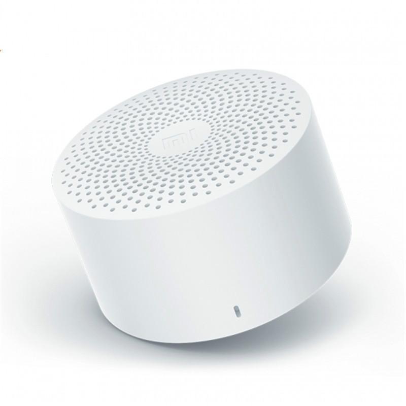 Оригинальный Mijia Bluetooth Speaker AI управления беспроводной портативный мини Bluetooth Stereo Speaker Bass с микрофоном HD качества вызовов