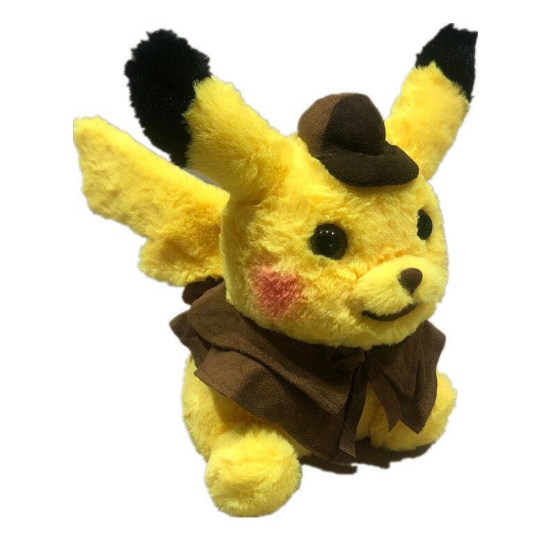 Detective Pikachu Plush dolls