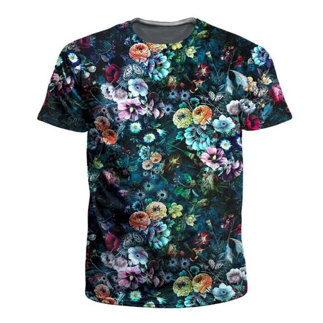 2019 designer Summer Tshirt for Men Quick-drying Sports Short Sleeved Printing 3D T-shirt Male Tee with 2 Colors Asian Size S-3XL wholesale