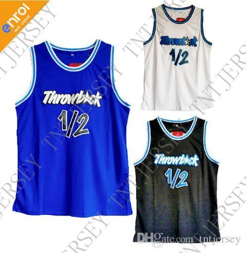 Sipariş üzerine Anfernee Penny Hardaway L.P. # 02/01 Basketbol Jersey Dikişli özelleştirme herhangi bir ad numarası BAY BAYAN GENÇLİK JERSEY