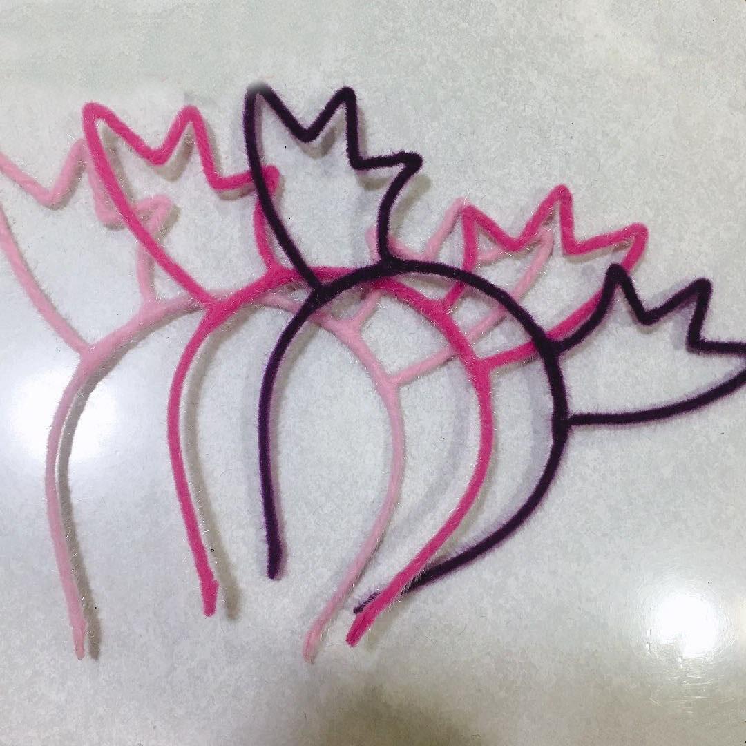Рождественская Вечеринка Рога Лося Hairband Hairhoop Фестиваль Оголовье Волос Acceossry Банкет Партия Prop Рождественские Украшения