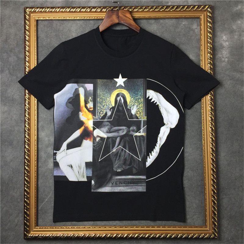 الرجال الصيف T قميص رجالي أزياء المصمم T قميص قصير الأكمام 3D الطباعة عالية الجودة التي شيرت الهيب هوب الرجال النساء المحملات
