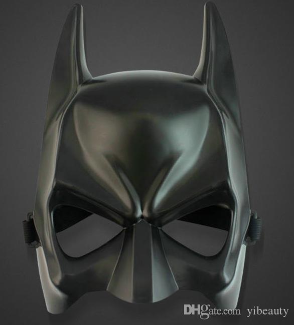 Half Face Batman Child Adult Mask Anime Mask Halloween Party Mask Material  Safe And Easy To Carry Masquerade Ball Costumes For Men Masquerade Ball