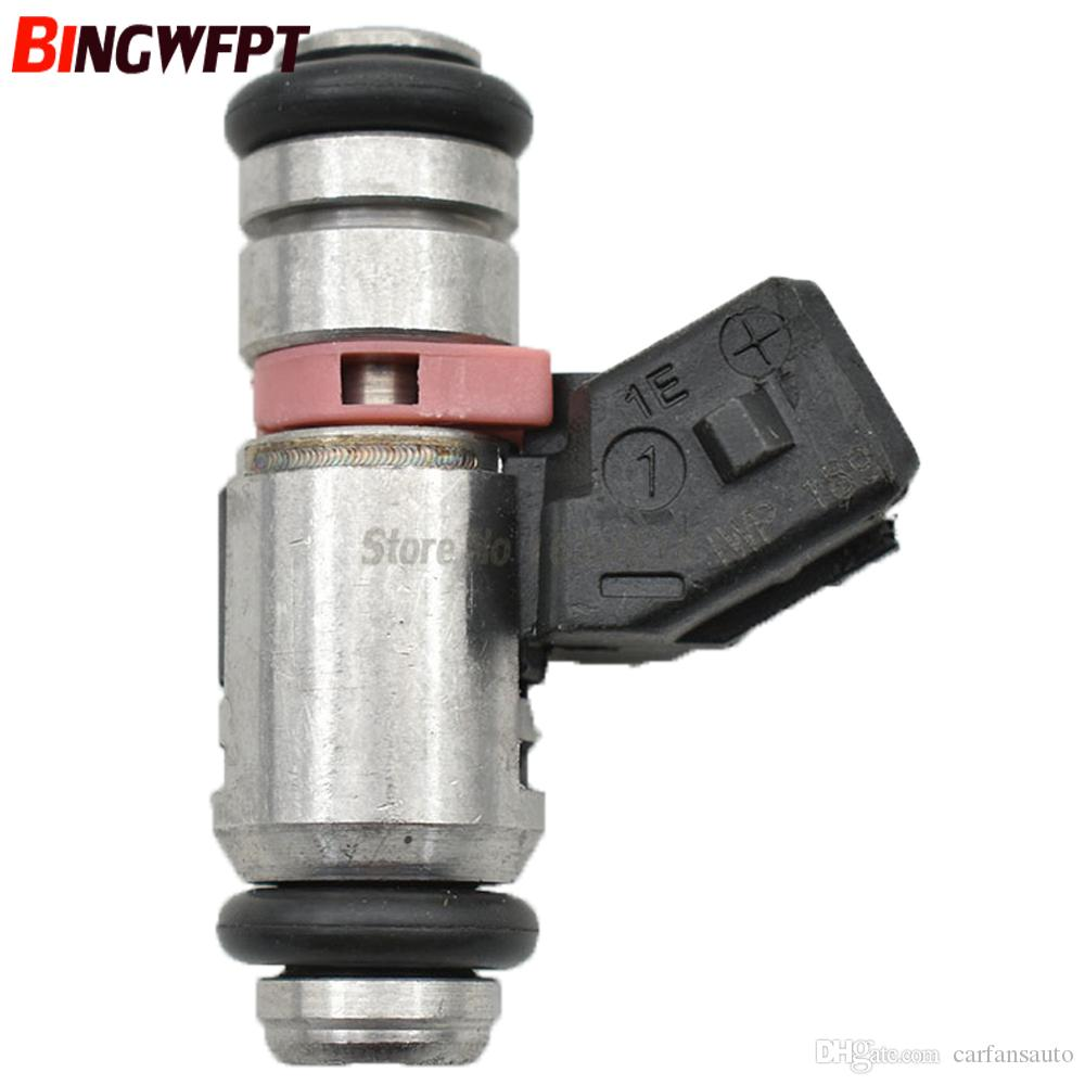 IWP-189 12 holes 510CC Petrol Fuel Injector Shower Style For Ducati 848 1098 1198 MOTO GUZZI 28040161A IWP189