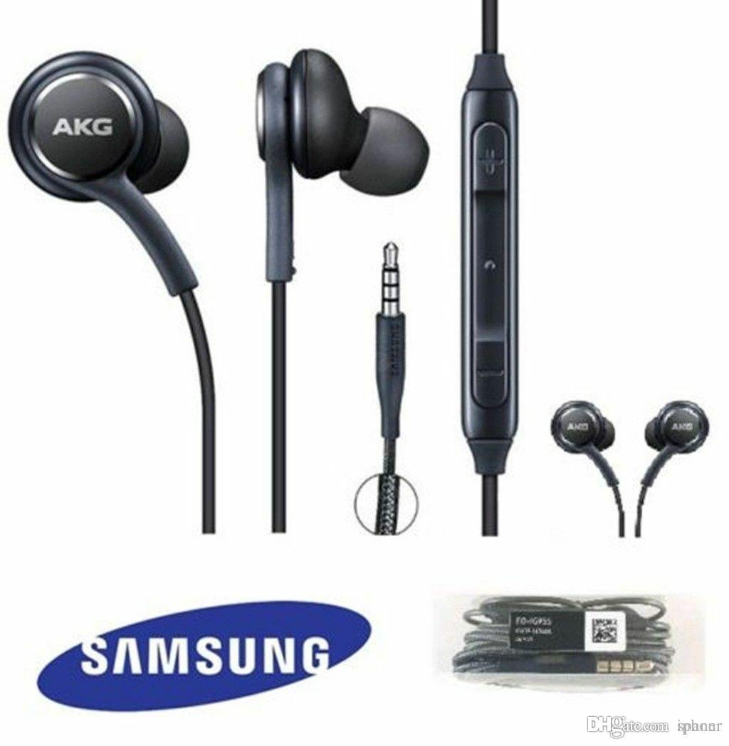 Original Samsung S9 S8 Note 8 Akg Earphones Headphones Headset Ear Buds Best Bluetooth Earbuds For Cell Phones Best Bluetooth Phone Earbuds From Iphonr 1 07 Dhgate Com
