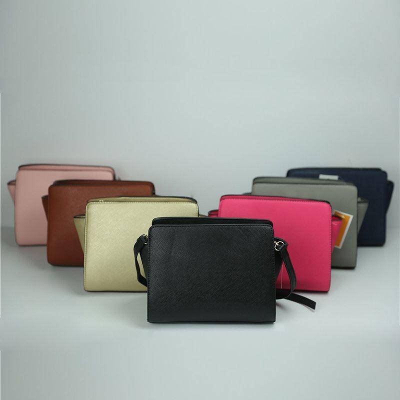 Mode féminine épaule classique de petits sacs à main Designer célèbre cuir PU dame mini-sacs de messager Sac fourre-tout sac à chaîne crossbody