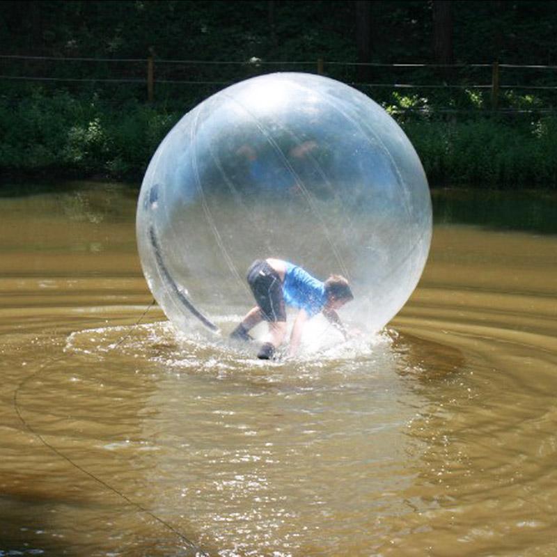 شفّاف قابل للنفخ ماء زورب كرة 1.5m ماء يمشي كرة ل Pooll لعبة شعبيّ ماء لعبة تجهيز قابل للنفخ بكرة كرة رخيصة