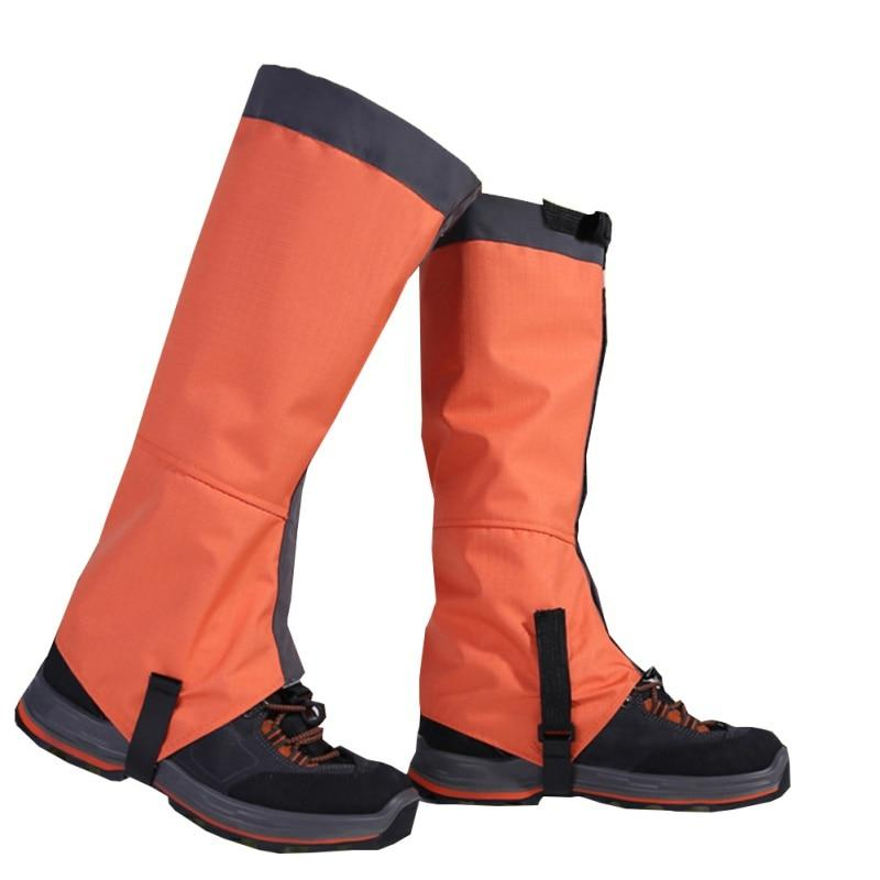1 Pair Snow Kneepad Gaiters Leg Protection Guard Warmer for Skiing Hiking UK
