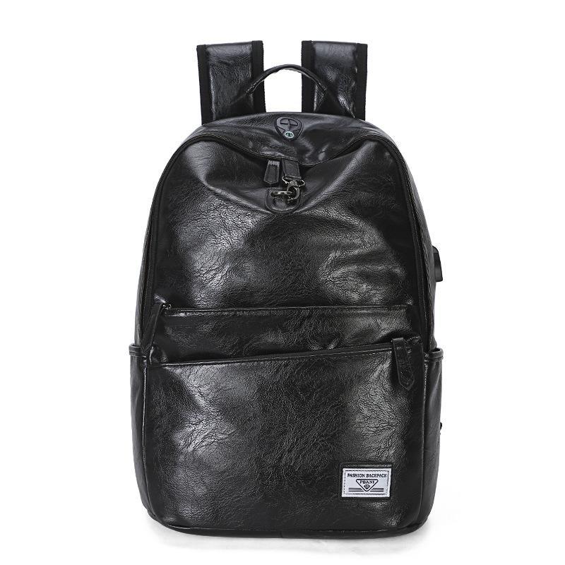New Casual Korean Retro Travel Men's Backpack