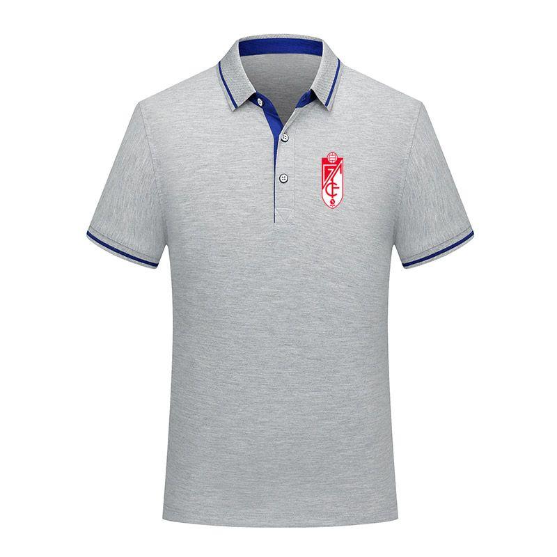 formación versión tailandesa de la calidad Granada CF hombres Polo de fútbol camiseta de fútbol de manga corta polos de la manera Polos Deportes Fútbol Fútbol camiseta Jer