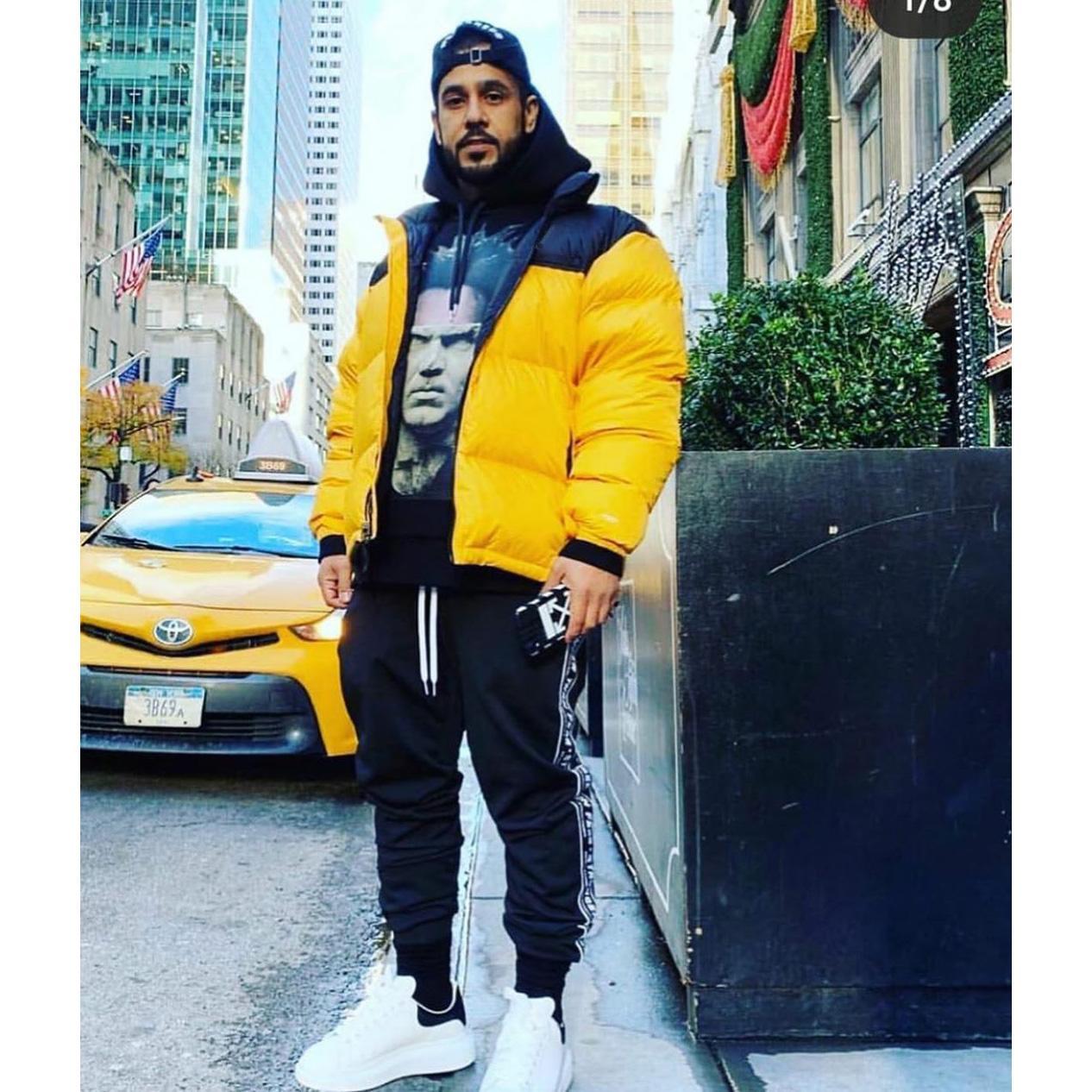 Erkek Tasarımcı Jacakets Yüz Kuzey Moda Marka Harf Baskılı Aşağı Jacekts Kış Yüksek Quanlity Coats Erkek Marka Parkas Boyut M-XL Tops