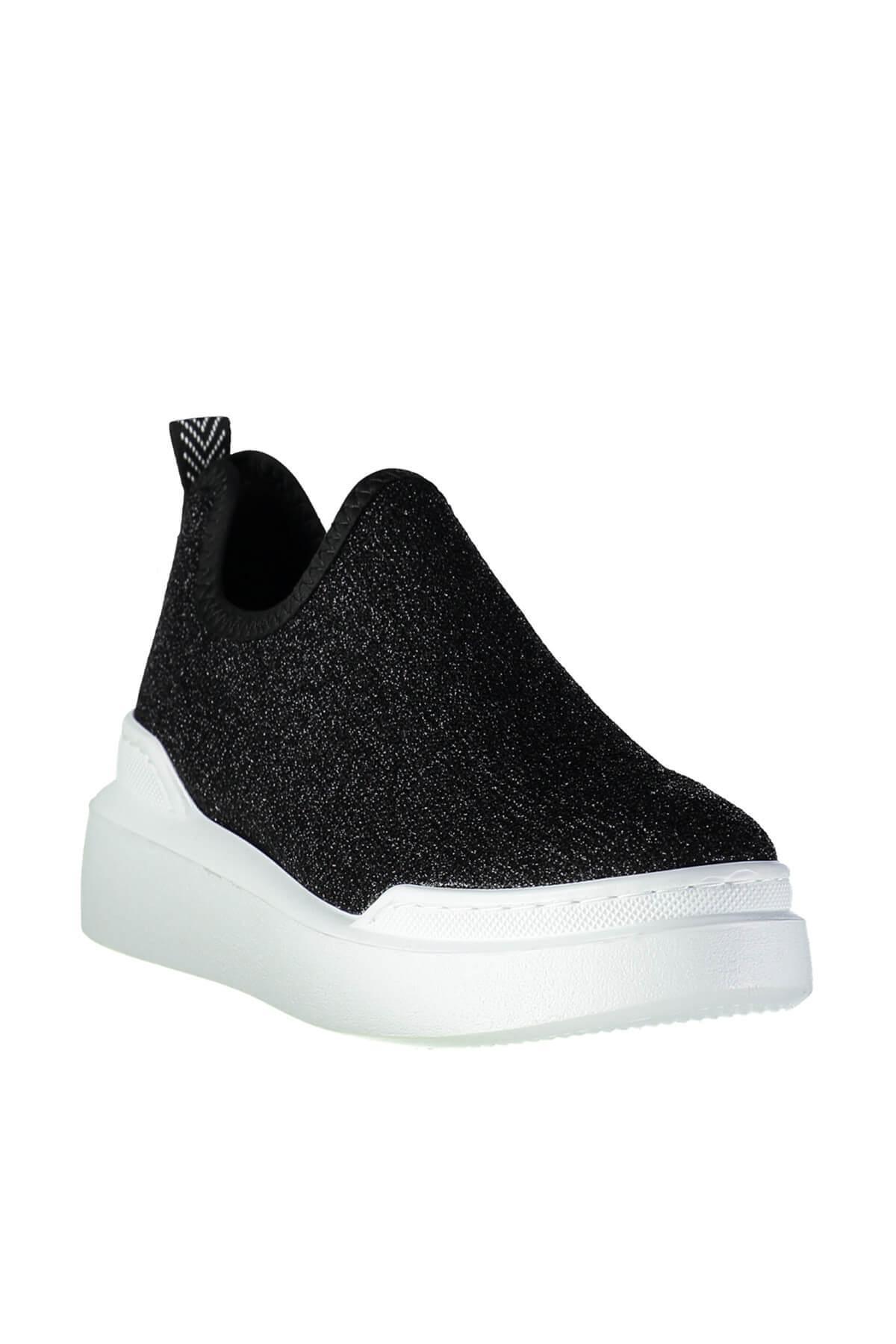 Pearl Black Women Sneaker 120130008613