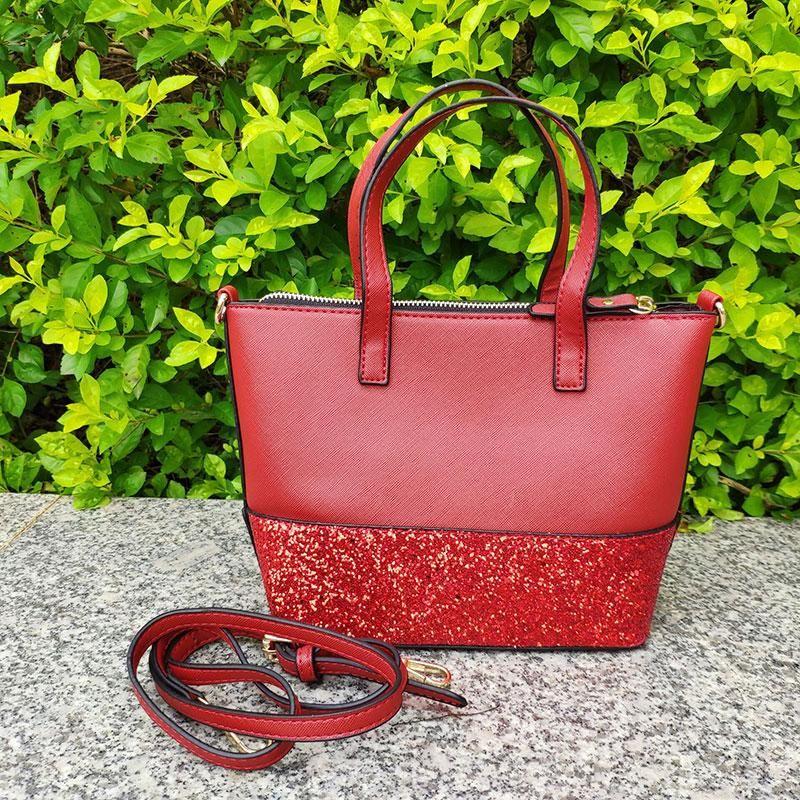 Diseñador barato monedero brillo diseñador de la marca Hobos de las mujeres del bolso Jungui bolsos crossbody bolsos de hombro totalizadores