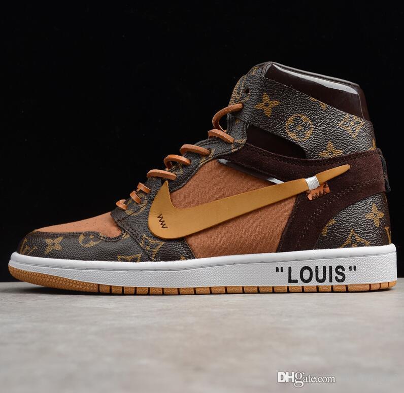 LV Off Retro Sneakers Men