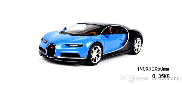 Bugatti 2020 Christmas Ornament 2020 Maisto Diecast Alloy Car Model Toys, Bugatti DIVO, Chiron