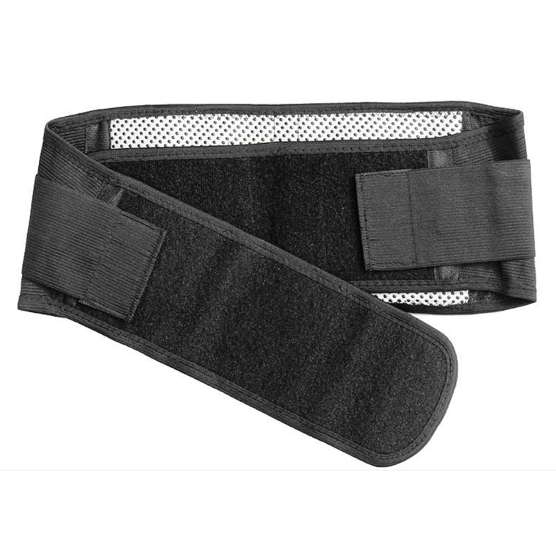 Fitness Waist Brace Tourmaline Self-heating Magnetic Therapy Waist Protection Belt Lumbar Back Support Banded Lumbar