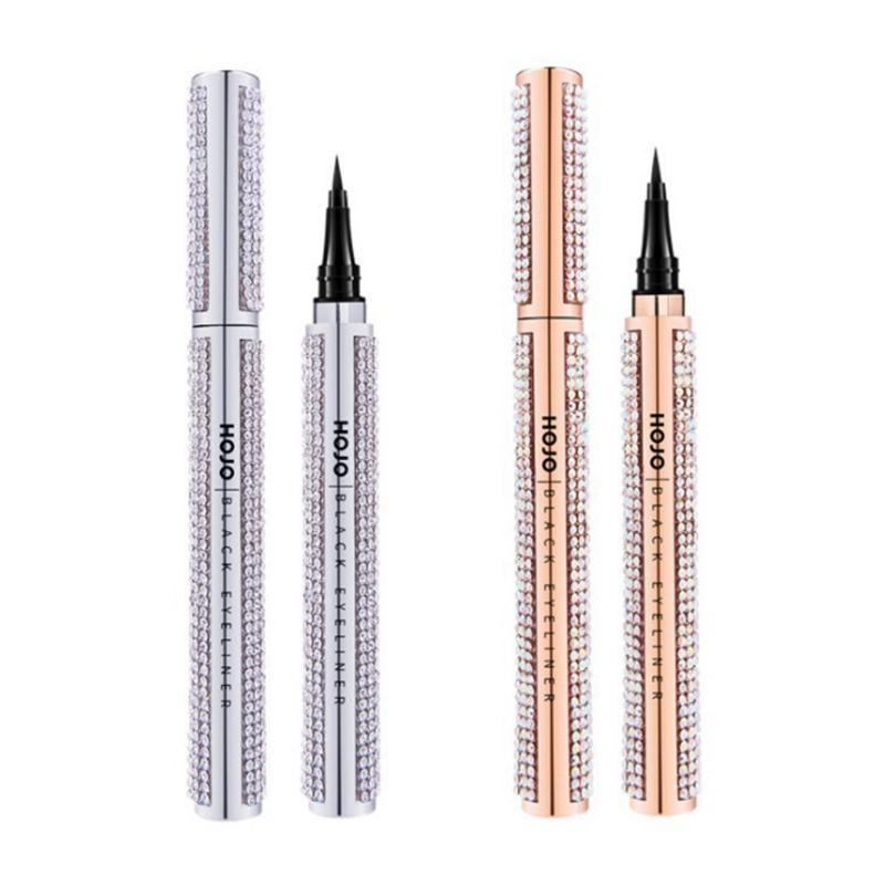 Star Diamond Eyeliner Sbavature di lunga durata impermeabile sweatproof facile da indossare eyeliner liquido attrezzo di trucco