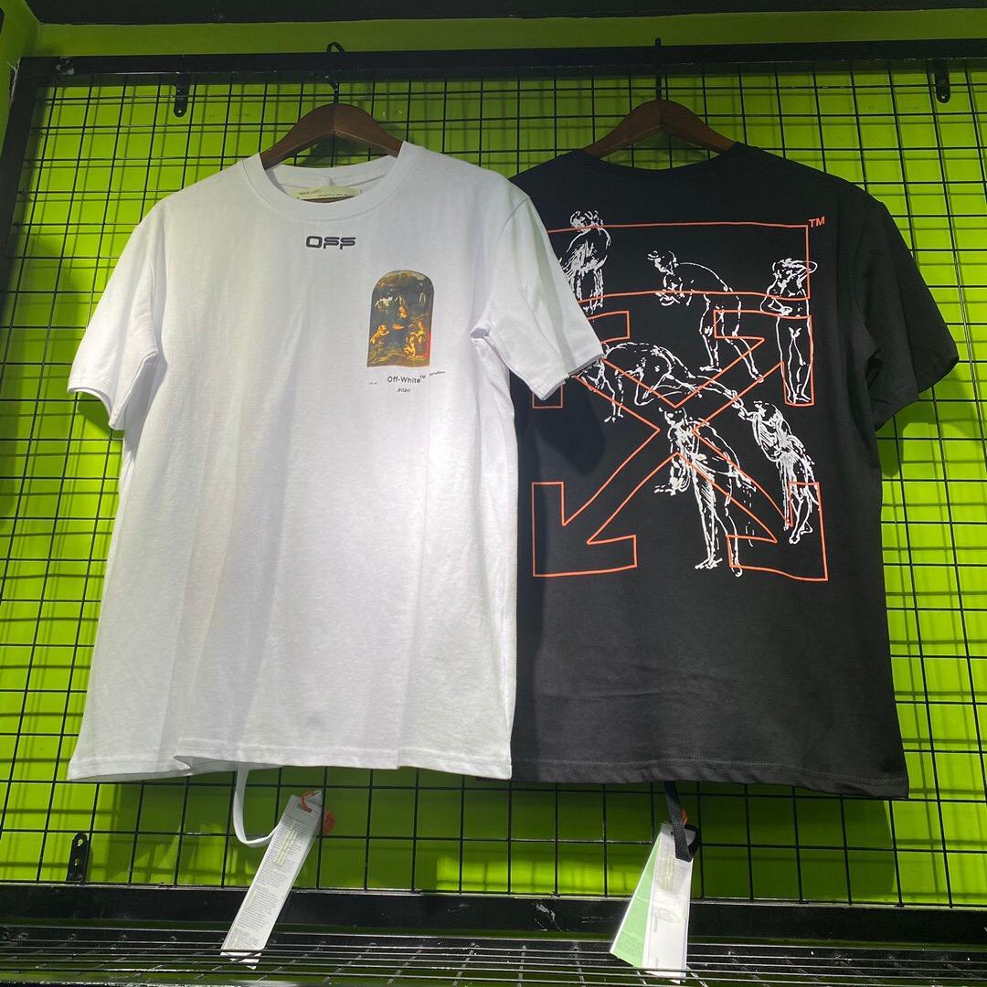 Lu xury Mens Tasarımcısı Tişörtlü Erkek Giyim Harf Desen Baskılı Tişörtler Mürettebat Boyun Yaz Tişörtlü Hip Hop Erkekler Kadınlar Kısa Sleeve.aq14