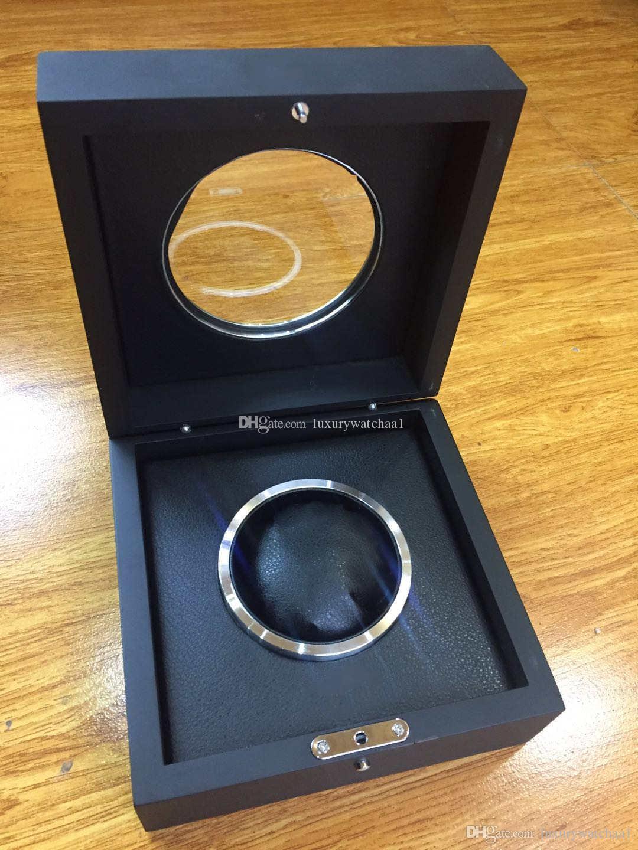 2019 Top Luxury Watch Brand black Hu b оригинальная коробка бумаги подарок сумка часы коробки кожаный мешок карты коробки для hu Watch Box Бесплатная доставка